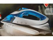 1 X Sunbeam Turbo steam master professional iron, 1500 Watts, Extra Large Stainless Steel Soleplate Model GCSBC212