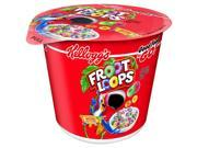 Kellogg's Fruit Loops Cereal in a Cup - 2 oz. Cup - 12 ct. 9SIV01F3W13286