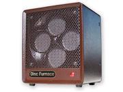GC Brown Ceramic Disc Furnace