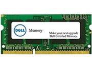Dell Dell Memory - 4 GB - DDR3L - 4 GB - DDR3 SDRAM - 204-pin - SoDIMM