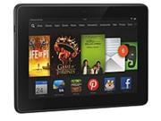 Amazon Kindle Fire KNDFRHDX16WIFI Tablet PC - Snapdragon 800 2.2 GHz Quad-Core Processor - 2 GB RAM - 16 GB Storage - 7.0-inch HDX Display - Wi-Fi Only - Fire OS 3.0 Mojito Operating System