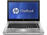 HP EliteBook 8460p H3D24US Notebook PC - Intel Core i5-2520M 2.5 GHz Dual-Core Processor - 4 GB DDR3 SDRAM - 500 GB Hard Drive - 14.0-inch Display - Windows 7 Professional 64-bit - Platinum