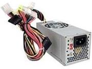 Athenatech PS-400WX1 ATX12V 2.01 Internal Power Supply - 400 Watts