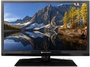Element Electronics ELEFT195 19-inch LED HDTV - 1366 x 768 - 60 Hz - 1000:1 - 250 cd/m2 - 6.5 ms - HDMI, USB - Black