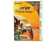 PUNCH! 705381367307 Punch Interior & Home Design V17.5 - PC