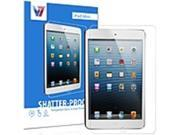 V7 Shatter-proof Tempered Glass Screen Protector - iPad mini