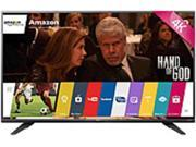 LG 43UF7600 43-inch LED Smart 4K Ultra HDTV - 3840 x 2160 - TruMotion 120 Hz - Triple XD Engine - webOS - Wi-Fi - HDMI