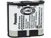 Panasonic HHR-P104A/1B Cordless Telephone Battery for KX FG6550, FPG378 Phones - Ni-MH LAAA - 3.6 V - 830 mAh