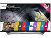 LG 65UF9500 65-inch 4K Ultra HD 3D Smart LED TV - 3840 x 2160 - Real Cinema 24p - Triple XD Engine - Wi-Fi - HDMI