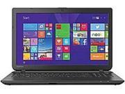 Toshiba Satellite PSCLUU-04N004 C55-B5362 Laptop PC - Intel Core i3-4005U 1.7 GHz Dual-Core Processor - 4 GB DDR3L SDRAM - 500 GB Hard Drive - 15.6-inch Display - Windows 8.1 - Jet Black