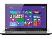 Toshiba Satellite PSKNJU-004001 L75D-A7283 Laptop PC - AMD A4-5000M 1.5 GHz Quad-Core Processor - 6 GB DDR3 SDRAM - 750 GB Hard Drive - 17.3-inch Display - Windows 8 - Mercury Silver