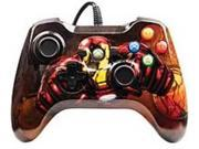 PowerA 1414565-01 Wired Controller Marvel Ironman - Xbox 360
