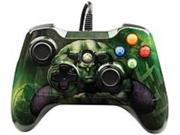 PowerA 1414564-01 Wired Controller Marvel Hulk - Xbox 360