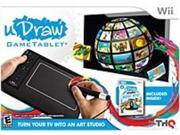 THQ 785138305509 30550 uDraw Game Tablet with uDraw Studio: Instant Artist - Nintendo Wii - Black
