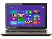 Toshiba Satellite PSKT4U-0FY09W L55-B5396 Notebook PC - Intel Core i5-4210U 1.7 GHz Dual-Core Processor - 8 GB DDR3L RAM - 1 TB Storage - 15.6-inch Display - Windows 7 Professional - Satin Gold