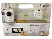 Belkin F5Z0559 Netcam HD Plus and WeMo Bundle Monitoring