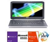 "Dell Latitude E5430 Intel i5 Dual Core 2700 MHz 256Gig SSD 8192mb DVD-RW 14.0"" WideScreen LCD Windows 10 Professional 64 Bit Laptop Notebook"