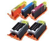 Image of 10 Lexmark Other Pinnacle Pro901 Ink Cartridges Combo Pack (compatible)