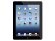 Apple iPad 2 WiFi+AT&T (MC773LL/A) 16GB Black - Fair Condition