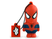 Tribe 16GB Spider Man USB 2.0 Flash Drive Memory Model FD016505A 9SIV04G57N7745