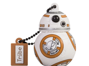 Tribe 16GB Star Wars BB8 USB 2.0 Flash Drive Memory Model FD030504A