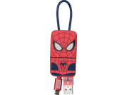 Tribe Marvel Spiderman Keyline Lightning USB 2.0 Cable 22cm Model CLR31605 9SIV04G6ME6442