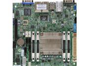 SUPERMICRO A1SRI-2758F-O A1SRI-2758F-O Intel Atom C2758 DDR3 SATA3 and USB3.0 V and 4GbE Mini-ITX Motherboard  and  CPU Combo