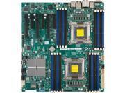 SUPERMICRO X9DAI-B X9DAI-B LGA2011 Intel C602 DDR3 SATA3 and USB3.0 A and 2GbE EATX Server Motherboard