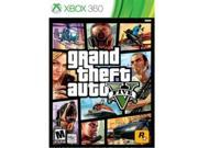 TAKE-TWO 49124 Grand Theft Auto V  Action/Adventure Game - DVD-ROM - Xbox 360