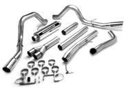 MAGNAFLOW MAG15967 03-04 FORD HD POWERSTROKE 6.0L DUAL EXIT KIT