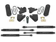 FABTECH MOTORSPORTS FABK2099M (kit) 6IN BASIC SYS W/STEALTH 99-00 FORD F250/350 2WD W/7.3L DIESEL