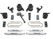FABTECH MOTORSPORTS FABK3058 (kit) 13-14 RAM 3500 4WD 5IN SUSPENSION KIT W/ SHOCKS