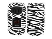 For A997 RUGBY III Zebra Skin Hard Snap On Phone Protector Cover Case