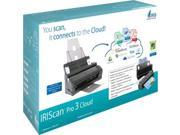 I.R.I.S IRIScan Pro 3 Cloud Sheetfed Scanner