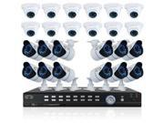 Night Owl B-F9-3212-12DM-2TB 32 Ch. 960H DVR + 24 x 900TVL Day/Night  Outdoor Bullet/Dome Cameras, 2TB HDD Pre-Installed