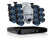 Night Owl B-A720-162-14-1PTZ Video Surveillance System