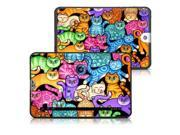 DecalGirl TTRV-CLRKIT Toshiba Thrive 10in Skin - Colorful Kittens