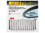 3m 302DC-6 20 in. X 20 in. X 1 in. Filtrete Dust Reduction Filter - Pack of 6 9SIV08E2MV2213