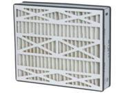 Trion DPFR16X25X3 Air Bear Aftermarket Furnace Filter Merv 8,  Pack Of 2 9SIV06W2G44464