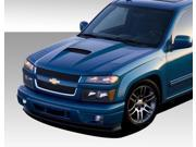 Duraflex 109255 2004-2012 Chevrolet Colorado Gmc Canyon Cv-X Hood 9SIV06W67G5920