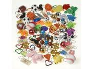 US Toy Company Super Value Keychain Asst/250-Pc (1 Packs Of 250) 9SIV06W2GC7122