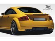 Duraflex 105309 2000-2006 Audi TT Type A Wing Trunk Lid Spoiler - 2 Piece 9SIV06W6793024