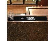 Fan Mats FAN-14055 Oklahoma City Thunder NBA Drink Mat - 3.25in x 24in 9SIV06W2HC9592