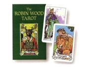 AzureGreen DROBWOO Robin Wood Tarot by Robin Wood 9SIV06W2GD7317