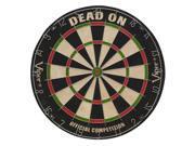 GLD Viper 42-6004 Dead-On Bristle Dartboard
