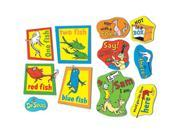 EUREKA EU-840225 LARGE DR SEUSS FISH FOX AND SAM 2 SIDED DECO KIT