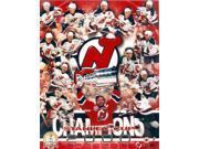 Autograph Warehouse 89863 2000 New Jersey Devils 8 x 10 Photo Stanley Cup Champions Martin Brodeur Scott Stevens Scott Niedermayer Patrick Elias Scott Gomez Cla 9SIV06W2J23504