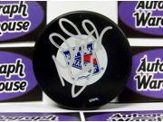Autograph Warehouse 43162 Neil Smith Autographed Hockey Puck New York Rangers 1994 Stanley Cup Champion General Manager 9SIV06W2J07574