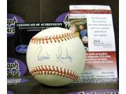 Autograph Warehouse 58998 Ramiro Mendoza Autographed Baseball Jsa 9SIV06W2J08242