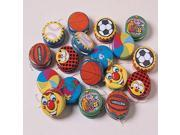 US Toy Company Metal Yo-Yo Asst/144-Pc (1 Packs Of 1) 9SIV06W2HT7029